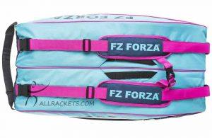 FZ Forza Linada Racket Bag 2004 Scuba Blue top
