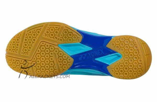 Yonex SHB Aerus X Men Pastel Mint Blue sole
