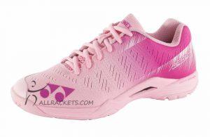 Yonex SHB Aerus Z Lady Pastel Pink side