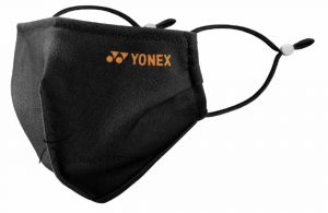 Yonex AC480 Very Cool Face Mask Black