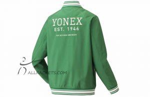 Yonex Jacket 50107AEX Green Off Court b