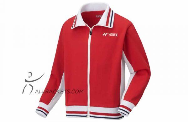 Yonex Mens Jacket 50106AEX Red