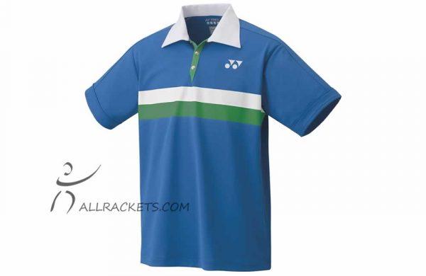 Yonex Mens Polo Shirt 10390AEX Sapphire Blue