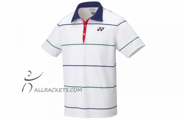 Yonex Mens Polo Shirt 10434AEX White