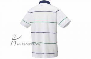 Yonex Mens Polo Shirt 10434AEX White b