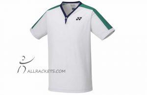 Yonex Mens Shirt 10435AEX White