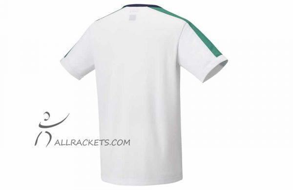 Yonex Mens Shirt 10435AEX White b