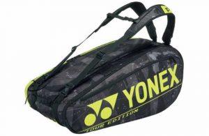 Yonex Pro 3 Comp Bag BA92029EX BlackYellow 2