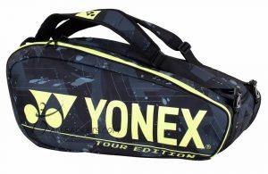 Yonex Pro 3 Comp Bag BA92029EX BlackYellow