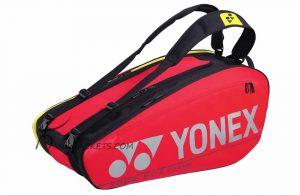 Yonex Pro 3 Comp Bag BA92029EX Red 2