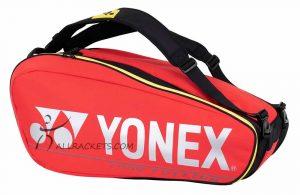Yonex Pro 3 Comp Bag BA92029EX Red