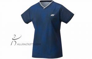 Yonex Ladies Shirt YW0026EX Denim Navy 1