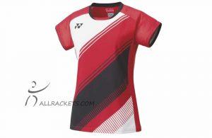 Yonex Lady Shirt 20591EX Ruby Red