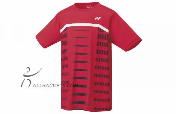 Yonex Mens Shirt 16503EX Ruby Red