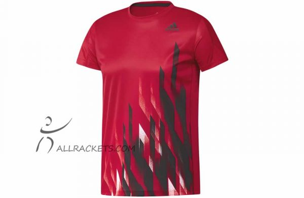 Adidas Graphic Tee M Red 2020