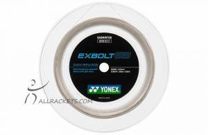 Yonex Exbolt 63 White