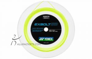 Yonex Exbolt 63 Yellow