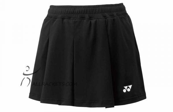Yonex 25043 Womens Tournament Short Black