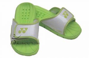 Yonex SHS-002 Slippers Lime/White