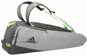 Adidas 360 B7 6 Racket Bag Grijs