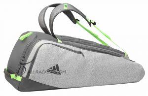 Adidas 360 B7 9 Racket Bag Grijs
