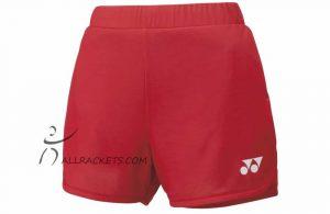 Yonex Lady Short 25047EX Ruby Red