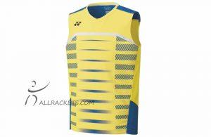 Yonex Mens Sleeveless Shirt 10391EX Yellow