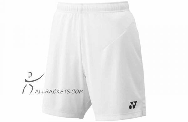Yonex Short Men 15100 White