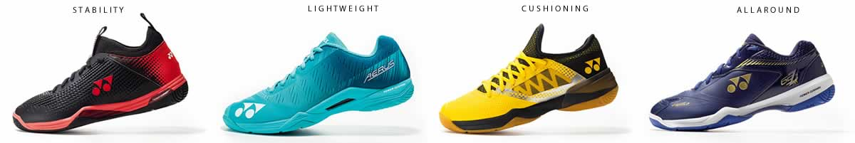 yonex badminton schoenen