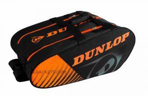 Dunlop Padelbag Play Black/Orange