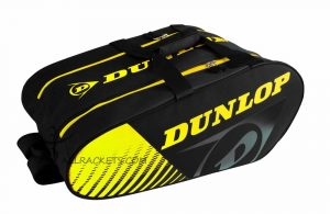 Dunlop Padelbag Play Black/Yellow