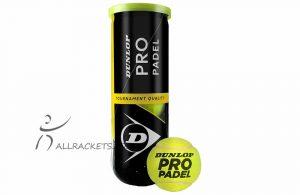 Dunlop TB Pro Padel Bal