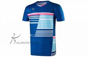 Victor Shirt T-15000 B Unisex Blue