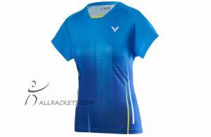 Victor T-Shirt T-01008 M Women Blue